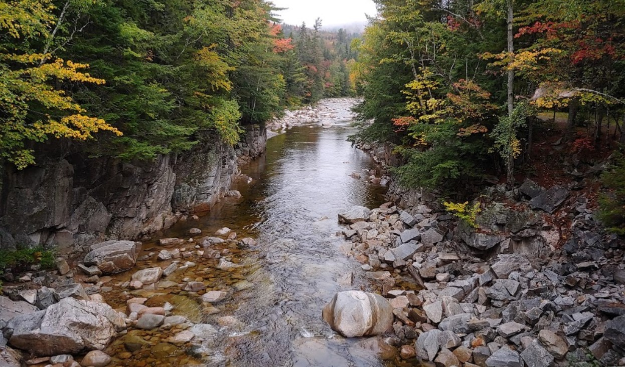 White Mountain National Forest Water